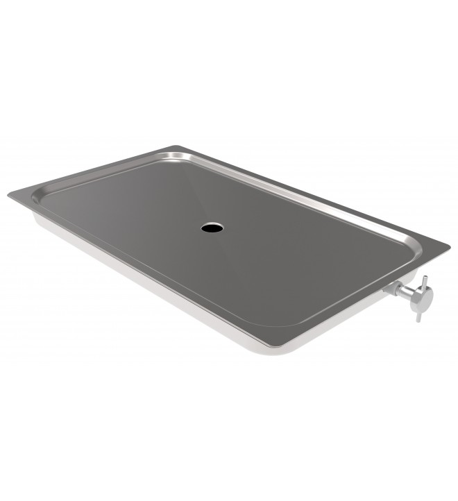 Fat collection tray 40 mm