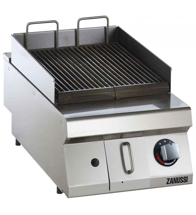 Gas-PowerGrill HP 400 mm breit