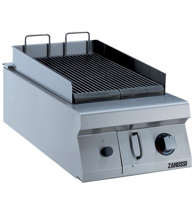 Powergrill Halbmodul